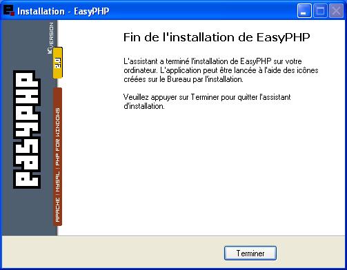 POUR TÉLÉCHARGER XP EASYPHP WINDOWS